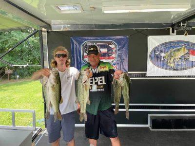 Tournament Results Phantom Outdoors Invitational Lake Murray, SC June 19, 2021