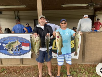 Tournament Results Lake Wateree, SC Open June 12, 2021