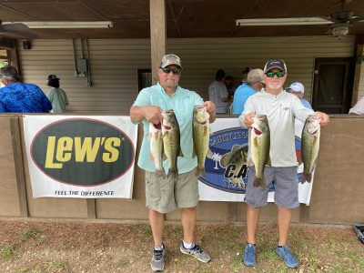 Read more about the article Tournament Results Lake Wateree, SC June 19, 2021