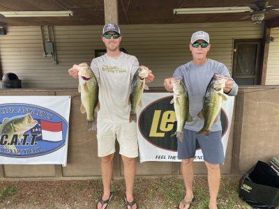 Tournament Results Lake Wateree, SC June 26, 2021