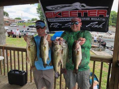 Tournament Results Lake Anna, VA Spring Final June 13, 2021