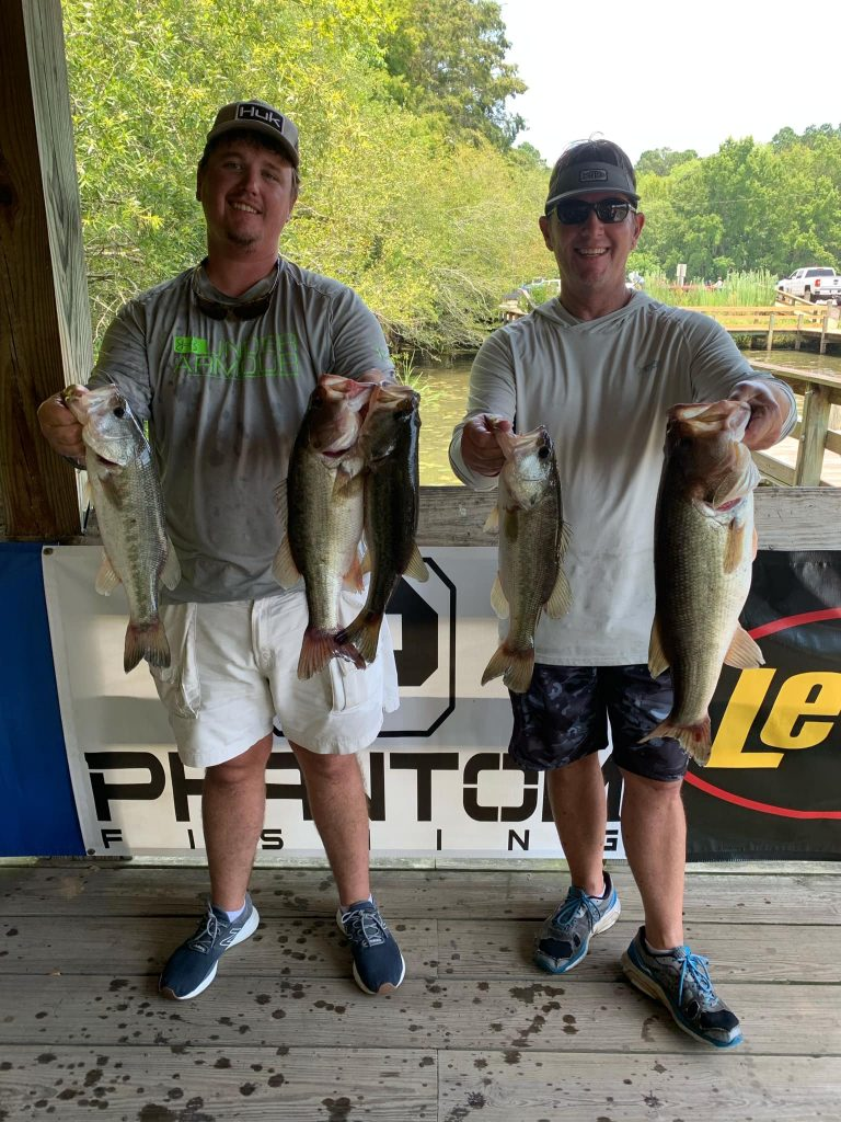 Tournament Results Sparkleberry Swamp Quest Lake Marion, SC July 10, 2021