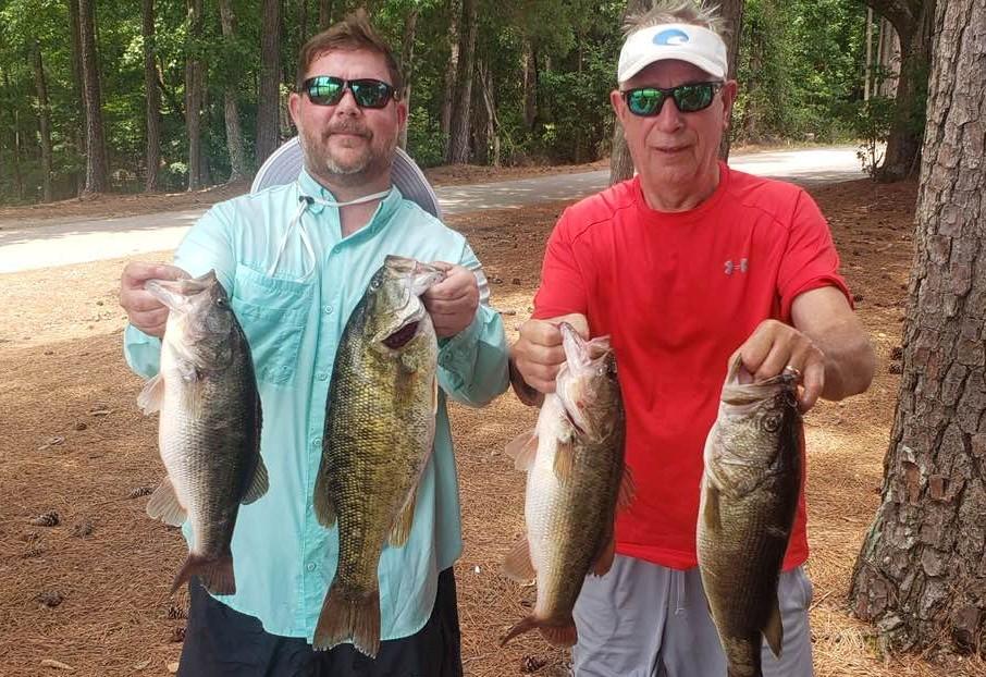 Tournament Results Lake Monticello, SC July 10, 2021