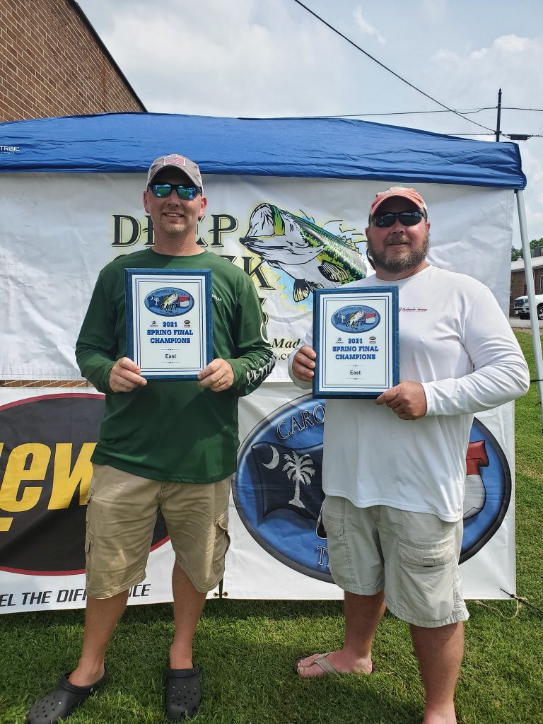 Tournament Results East Final Roanoke River, NC July 10, 2021
