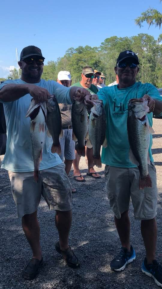 Tournament Results Waccamaw River, SC July 17, 2021