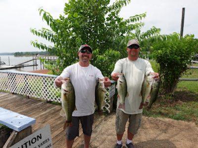 Tournament Results Leesville Lake, VA July 25, 2021