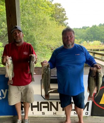 Read more about the article Tournament Results Sparkleberry Swamp Quest Lake Marion, SC July 31, 2021