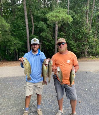 Read more about the article Tournament Results Lake Monticello, SC Aug 14, 2021