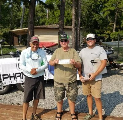 Read more about the article Tournament Results Kerr Lake, NC Sept 12, 2021