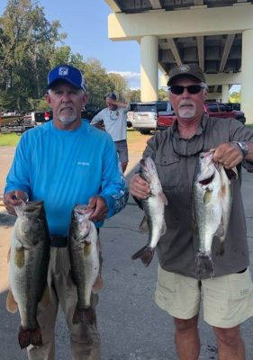 Read more about the article Tournament Results Waccamaw River, SC Sept 11, 2021