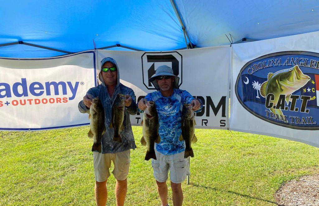 Tournament Results SENC Cape Fear River, NC Sept 12, 2021