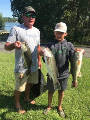 Read more about the article CATT Results Lake Wateree, SC September 25, 2021