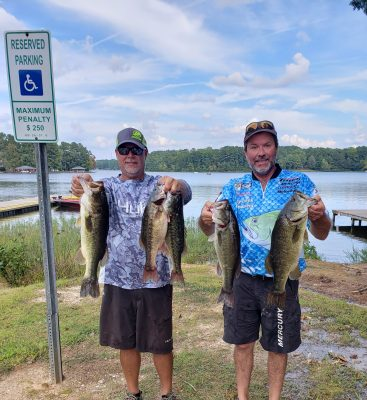 Read more about the article Tournament Results Lake Gaston, NC Oct 3, 2021