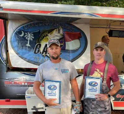 Read more about the article Tournament Results James River, VA Final Oct 9-10, 2021