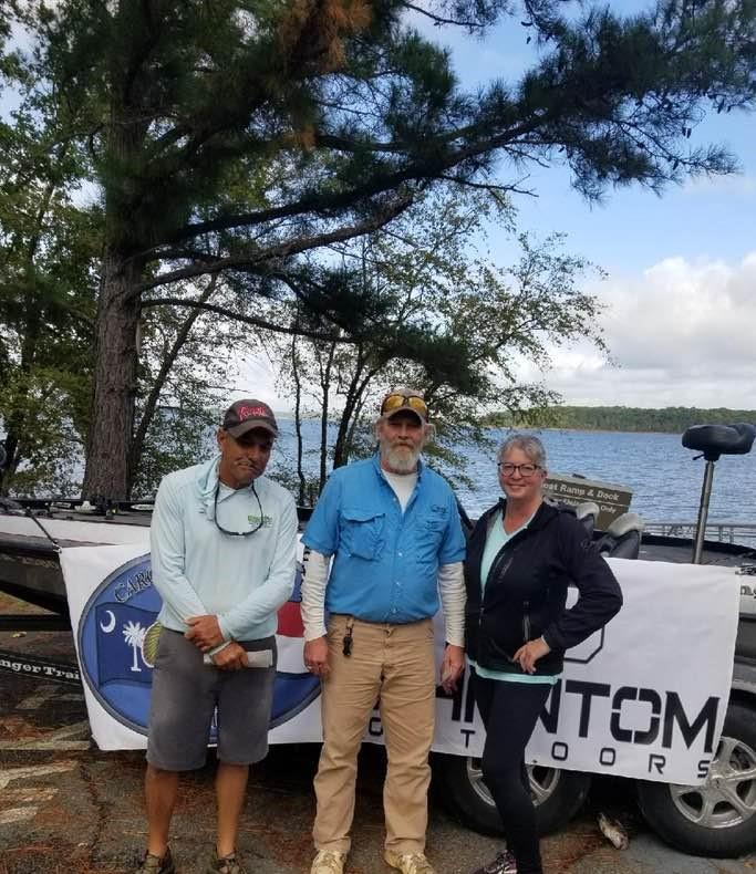 Tournament Results Kerr Lake, VA Oct 10, 2021