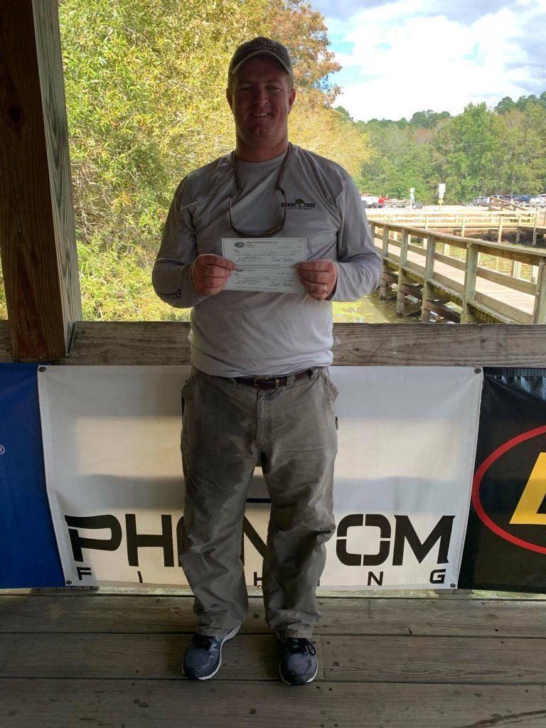 Tournament Results Lake Marion, SC Sparkleberry Swamp Quest Oct 16, 2021