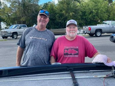 Read more about the article Tournament Results Lake Wateree, SC Open October 9, 2021