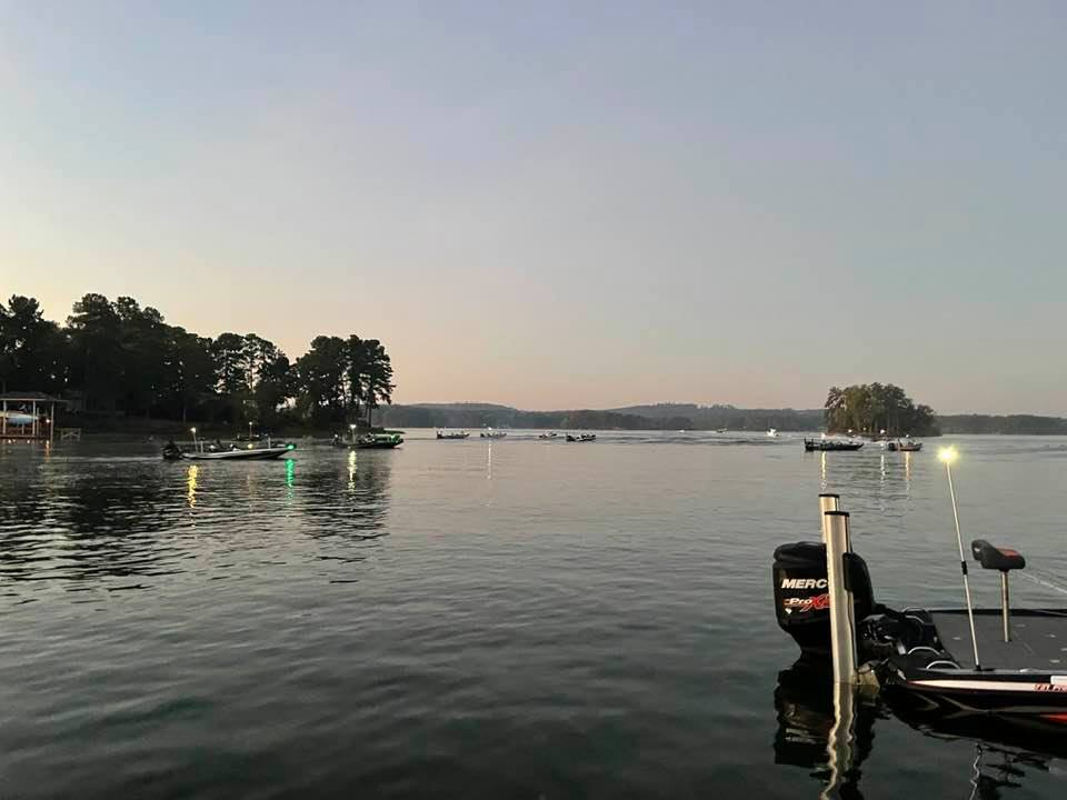 Tournament Results Lake Wateree, SC Open Oct 16, 2021