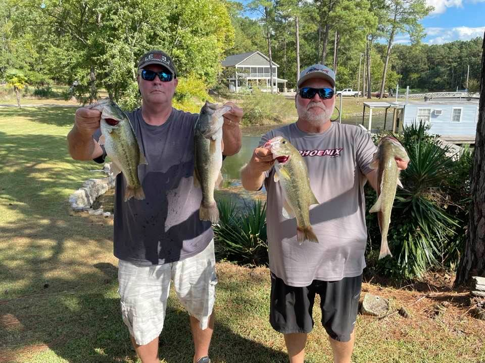Tournament Results Lake Wateree, SC Oct 16, 2021