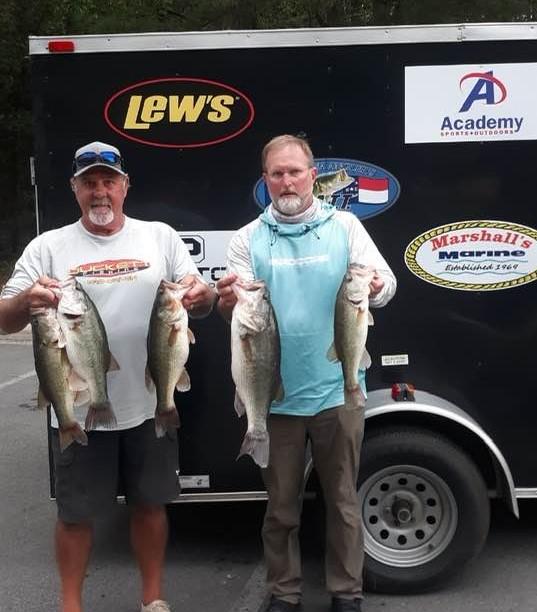 Tournament Results Old North Jordan Lake, NC Oct 16, 2021